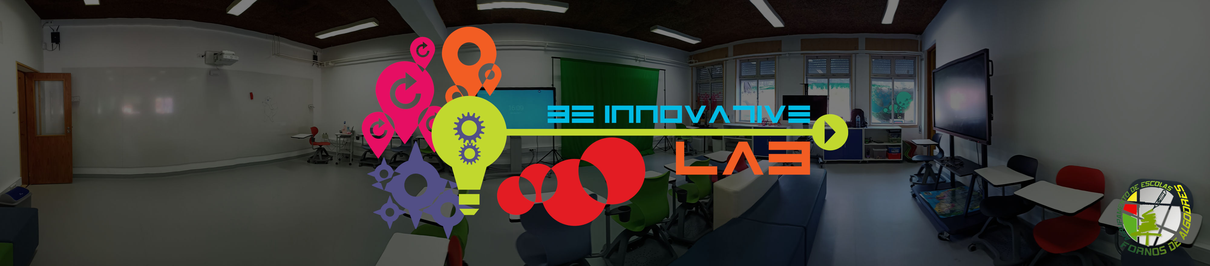 Be Innovative Lab - AE Fornos de Algodres